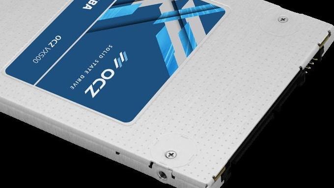 Toshiba OCZ VX500: Mainstream-SSD mit Technik der Q300 Pro