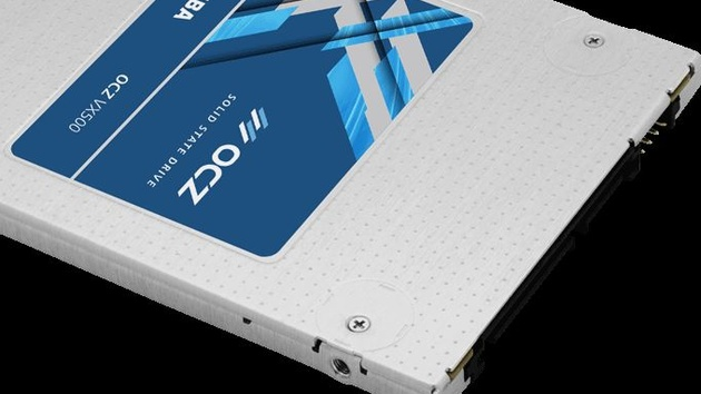 Toshiba OCZ VX500: Mainstream-SSD mit Technik der Q300 Pro
