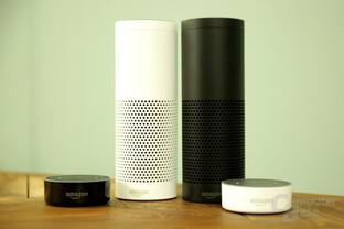 Amazon Echo und Echo Dot