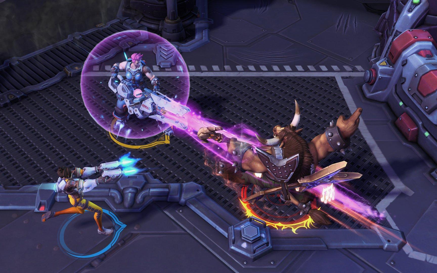 Heroes of the Storm: Kriegsmaschinen-Event