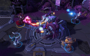 Heroes of the Storm: Kriegsmaschinen-Event