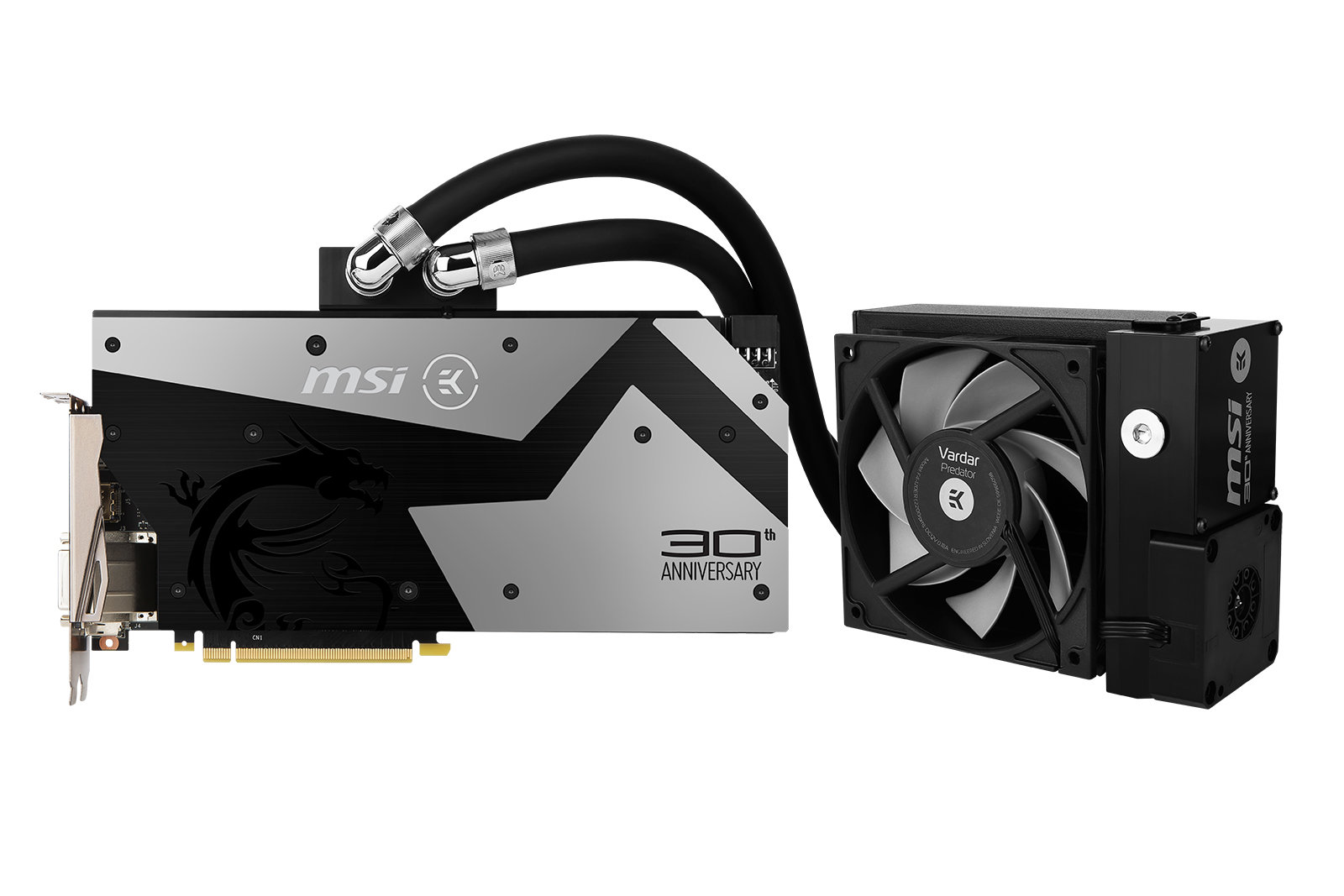 GeForce GTX 1080 30th Anniversary