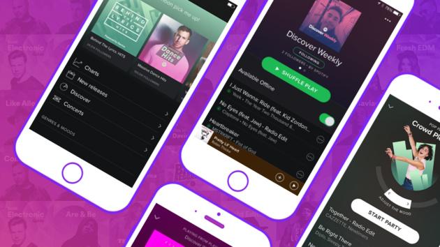 Spotify: 40 Millionen Abonnenten nutzen Bezahl-Variante