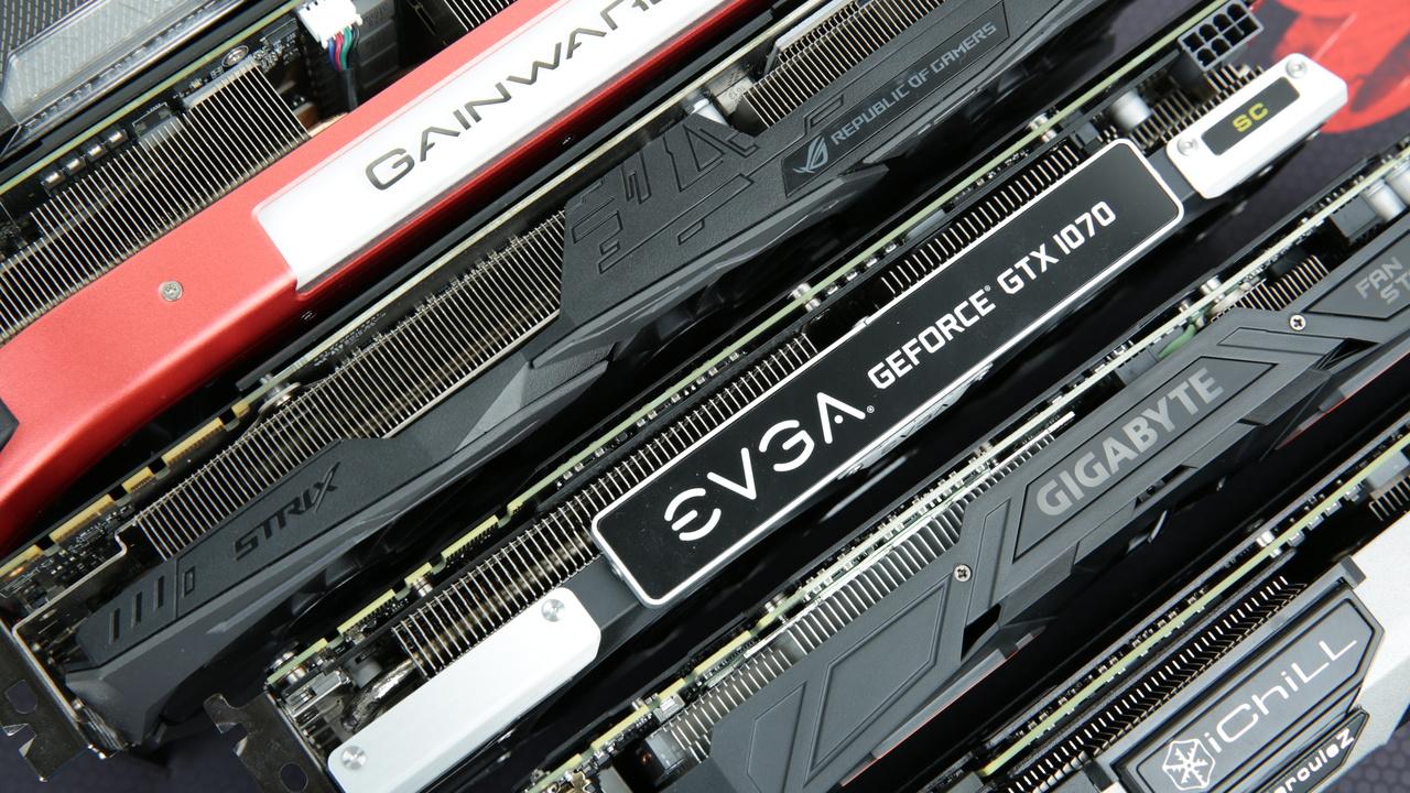 GeForce GTX 1070 im Test: Partnerkarten im Benchmark-Vergleich