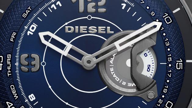 Diesel On: Weiteres Modelabel steigt ins Wearable-Segment ein