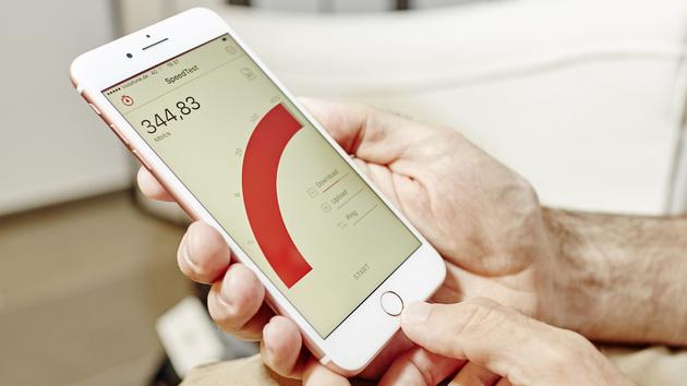 Vodafone: LTE mit bis zu 375 Mbit/s ab heute in 22 Städten
