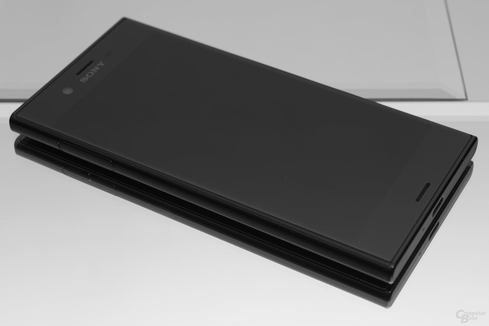 Sony Xperia X Compact und XZ