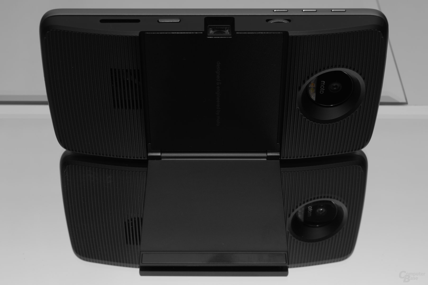 Insta-Share Projektor als MotoMod