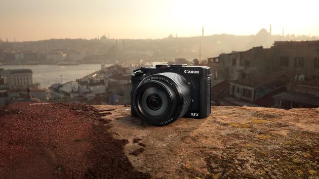 Digitalkameras: Kameraabsatz im freien Fall