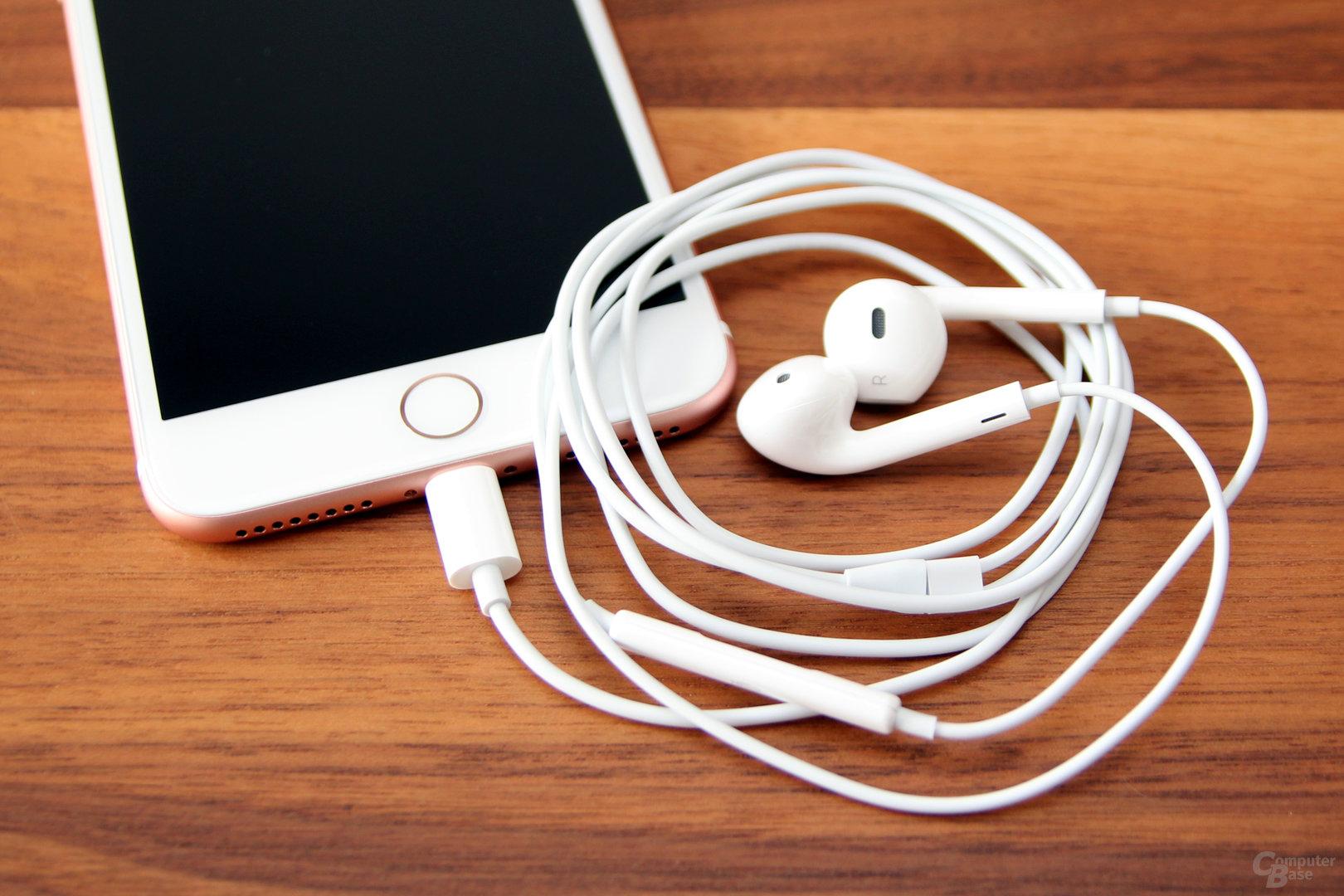 Apple iPhone 7: Kein Klinkenanschluss mehr