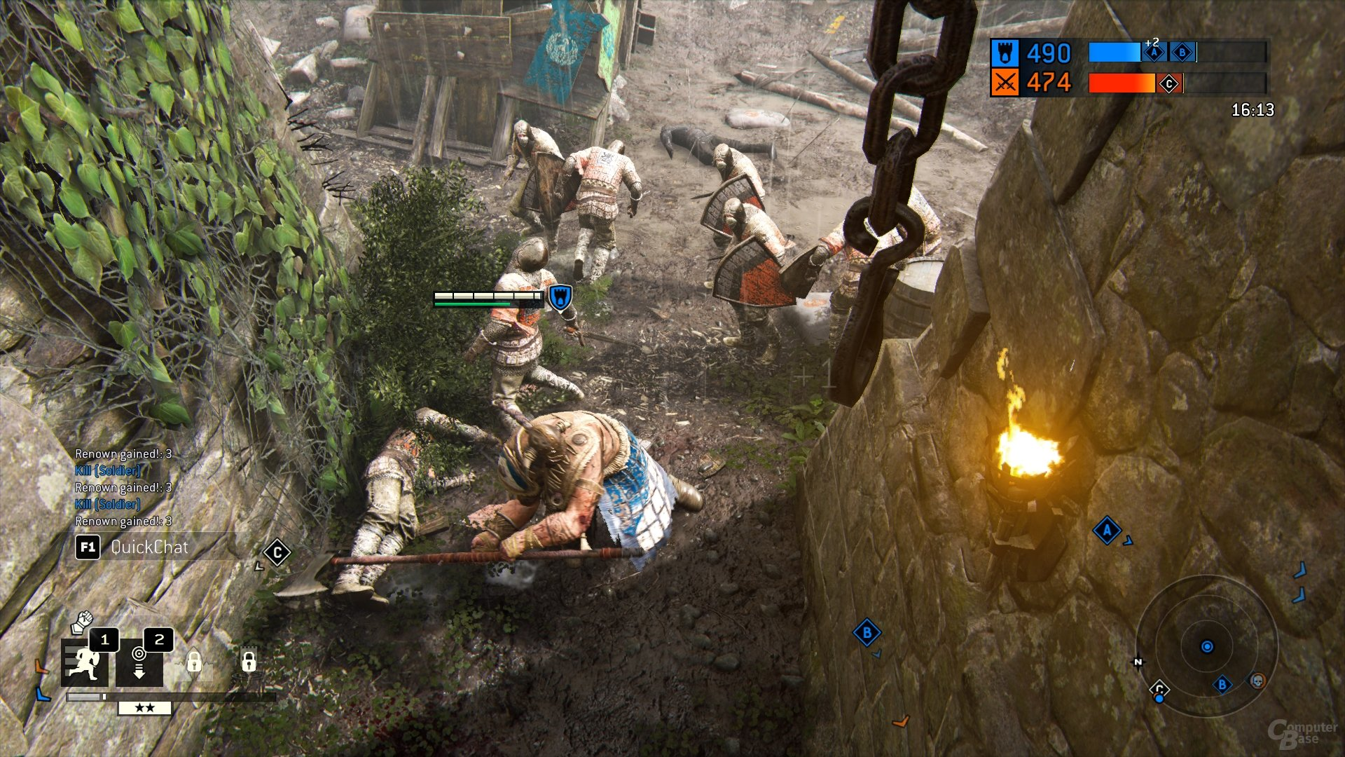 For Honor 20