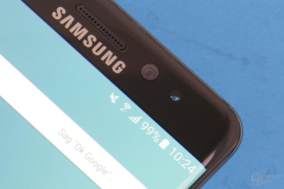 Altes Batterie-Symbol des Galaxy Note 7