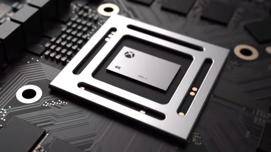 Microsoft Studios: Eigene Titel auf Xbox Scorpio mit nativem UHD