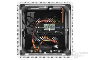 Streacom DB4 – Testsystem