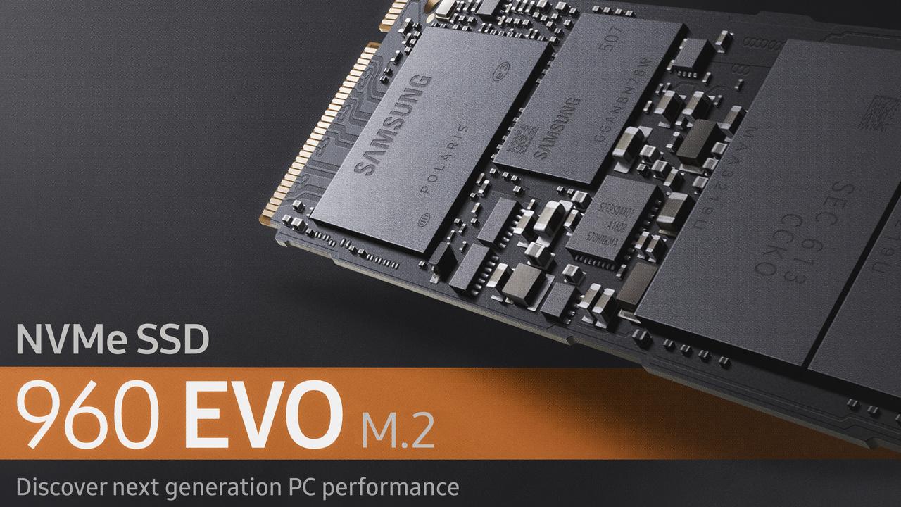 960 Evo: Samsungs schnelle Mainstream-SSD ab 130 USD