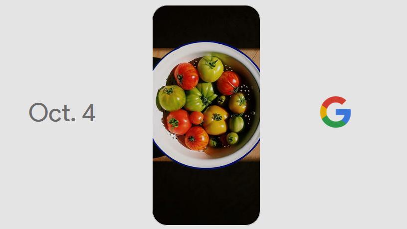 Made by Google: Pixel-Smartphones werden am 4.Oktober vorgestellt