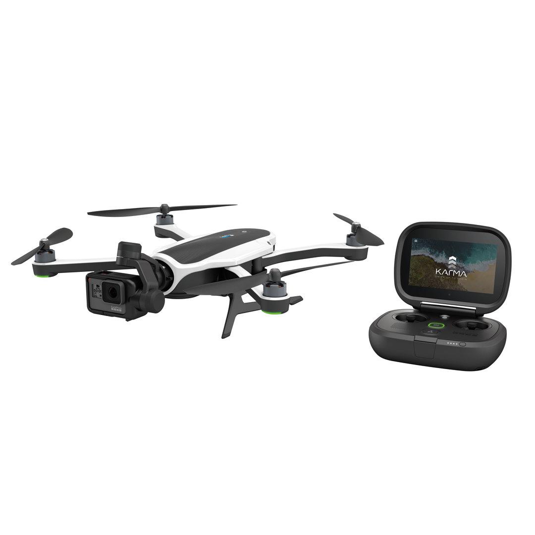 GoPro Drohne Karma