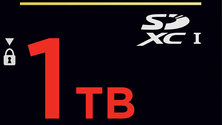 SanDisk Extreme Pro: Erste SDXC-Speicherkarte mit einem Terabyte