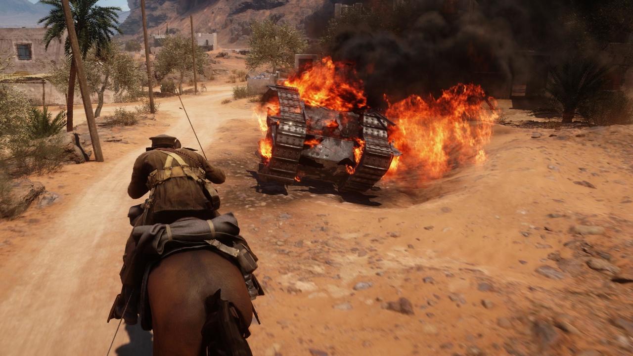 Battlefield 1: Empfohlene Anforderungen nennen Pascal und Polaris