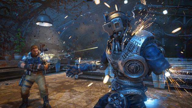 Gears of War 4: LAN- und Splitscreen-Modus auf dem PC