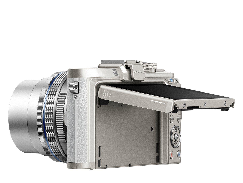 PEN_E-PL8_EZ-M1442EZ_white_silver__Product_130