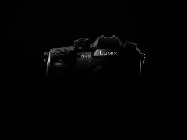 Panasonic Lumix GH5 Ankündigung