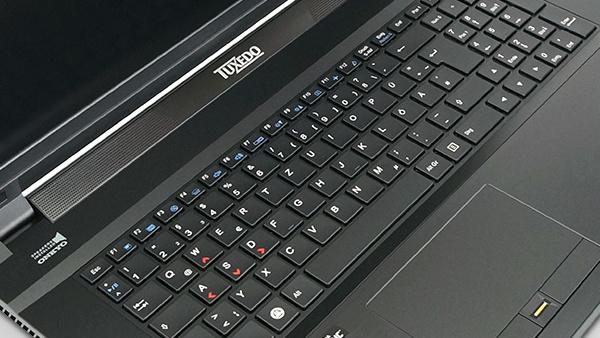 Tuxedo XC1507 & XC1707: Linux-Notebooks mit Nvidia Pascal und G-Sync