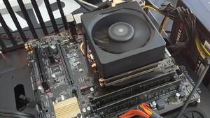 AMD A12-9800: Bristol Ridge mit 4,8 GHz auf Asus Octopus