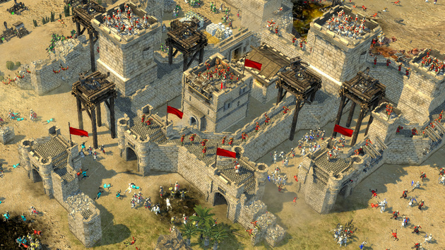 Humble Jumbo Bundle 7: Stronghold Crusader 2 und Indie-Perlen für fünf US-Dollar