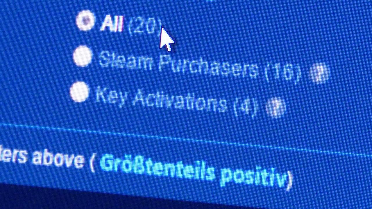 Steam: Valve ändert Review-System nach Kritik