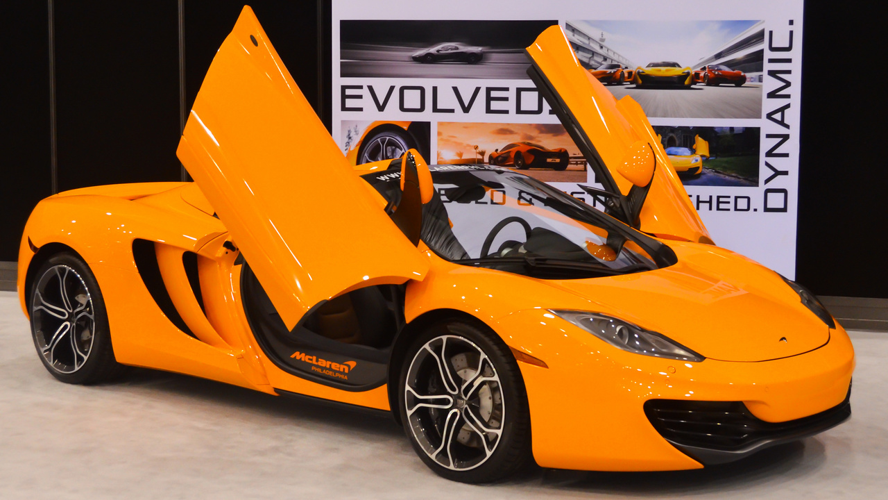 Automotive: Apple soll an McLaren und Lit Motors interessiert sein