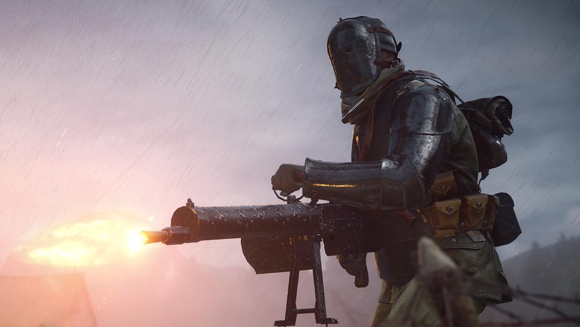 Battlefield 1: USK-Freigabe ab 16 trotz blutigem Nahkampf