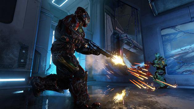 Doom: Update 3 mit privaten Partien und Deathmatch-Modus