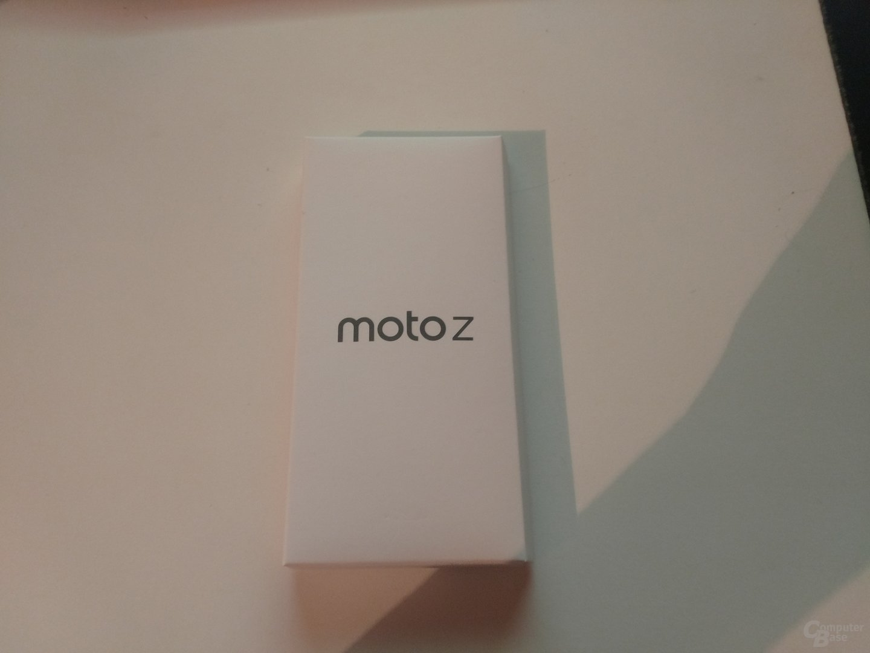Moto Z im Test – Kamera