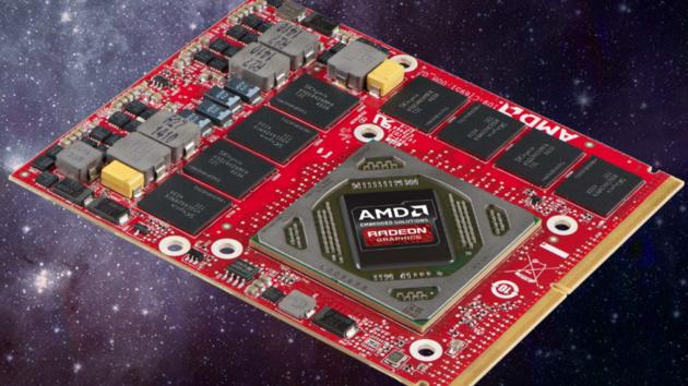 AMD E9550 und E9260: Polaris für VR-Spielautomaten und AR in der Medizin