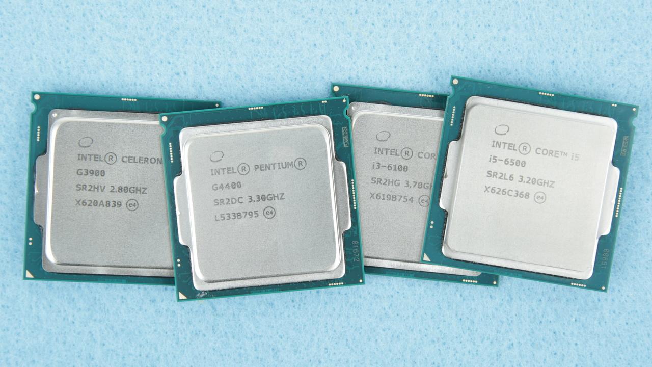 Core i3/i5, Pentium, Celeron im Test: Die beliebtesten CPUs mit Skylake von 35bis 190 Euro