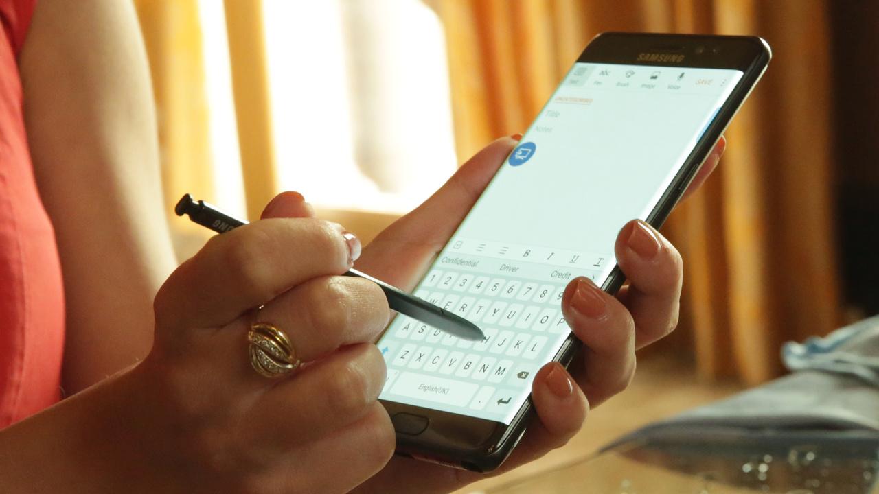 Galaxy Note 7: Neue Akkus sollen ebenfalls Probleme machen