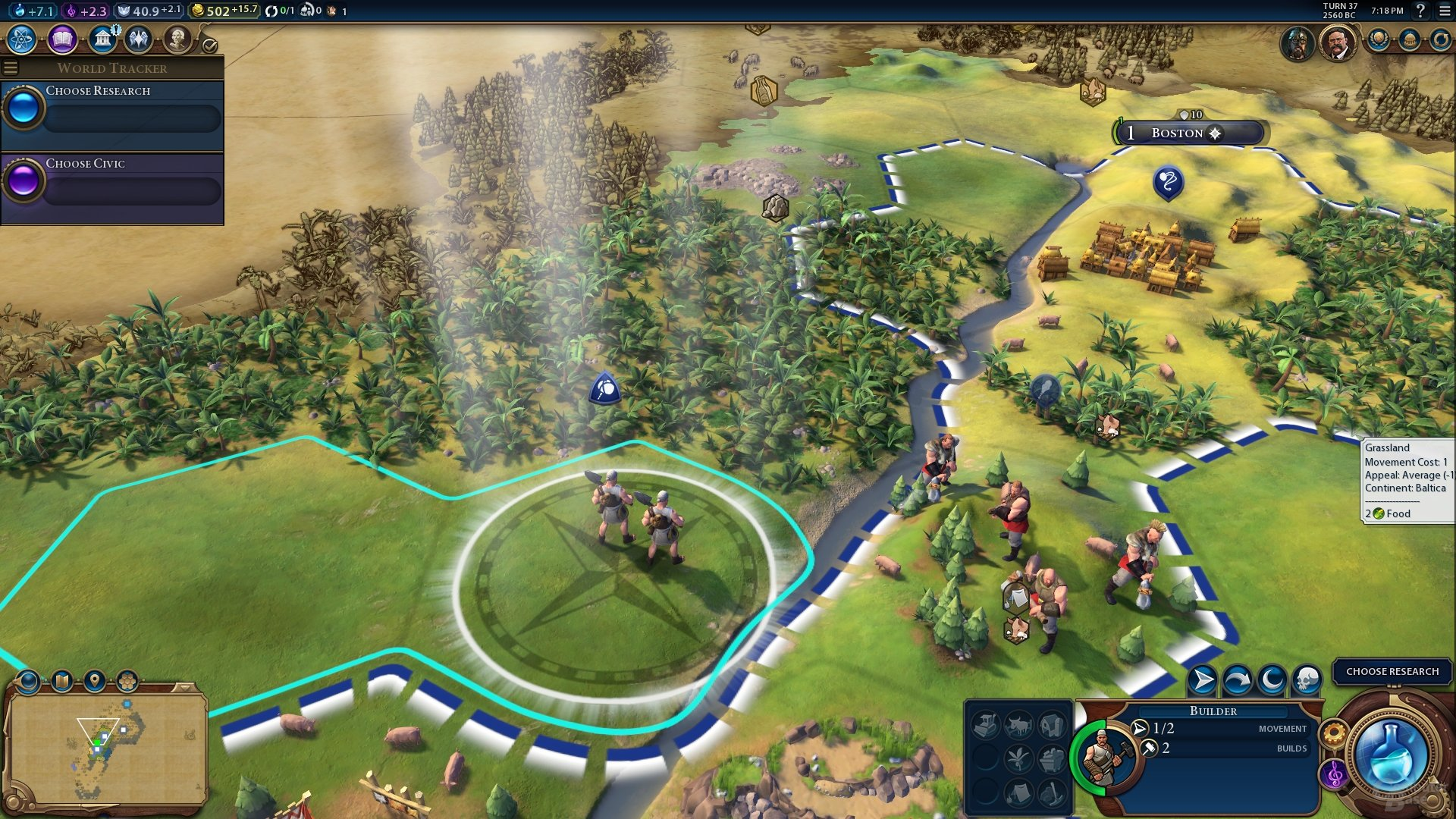Civilization VI in der Vorschau