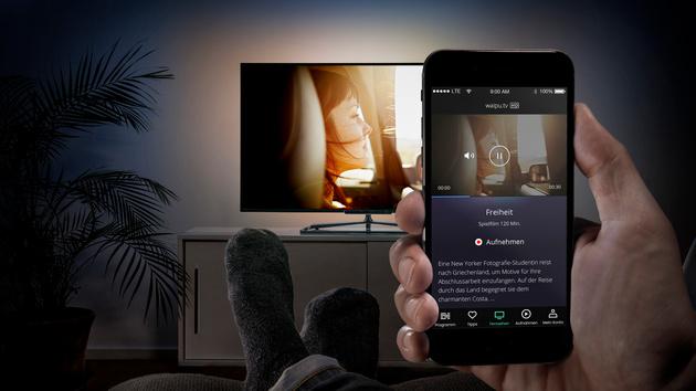 waipu.tv: Multi-Room-IPTV über 12.000 km Glasfaser