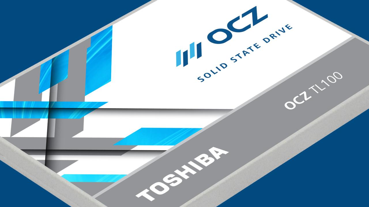 Toshiba OCZ TL100: TLC-SSD-Einstieg mit 120 und 240 GByte