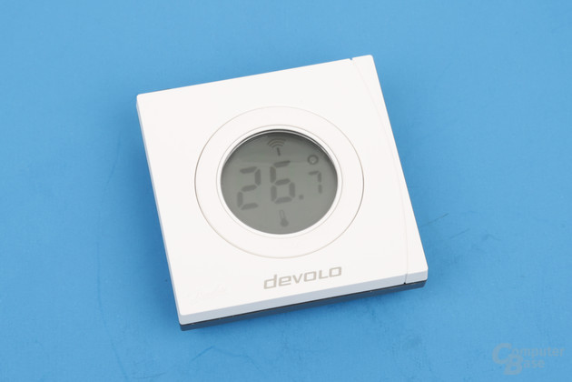 Devolo Home Control Wandthermostat