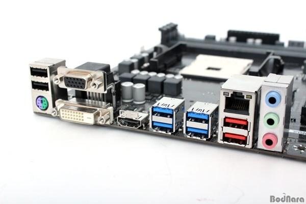 Gigabyte B350M-DS3H