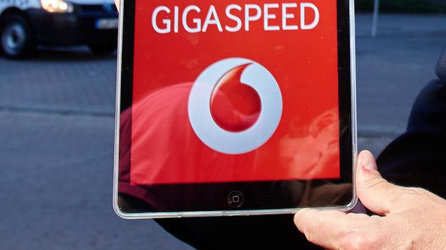 Vodafone: Anschlüsse mit 400 Mbit/s für 5Millionen Haushalte