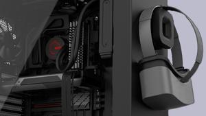 NZXT S340 Elite: Neuer Ableger bietet Front-HDMI für VR-Anwendungen