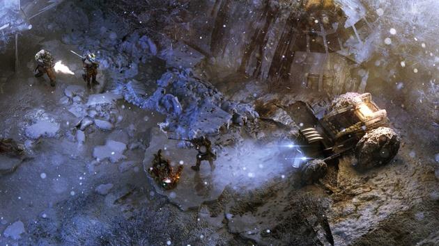 Wasteland 3: Mehrspieler-Modus und Eis für die Postapokalypse
