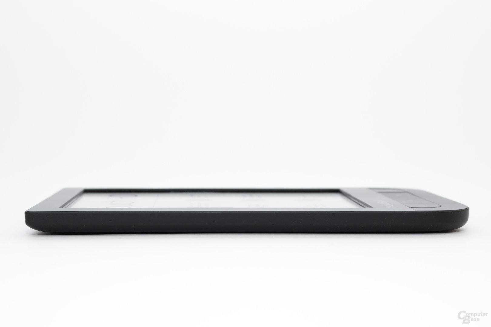 Seitenansicht PocketBook Touch HD