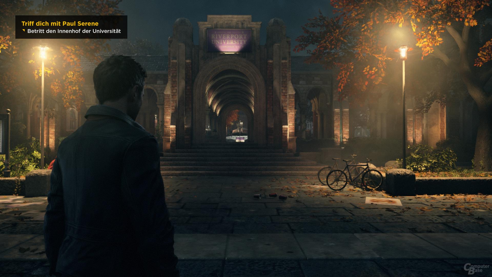 Quantum Break Benchmark: Steam mit DX11 gegen Windows Store