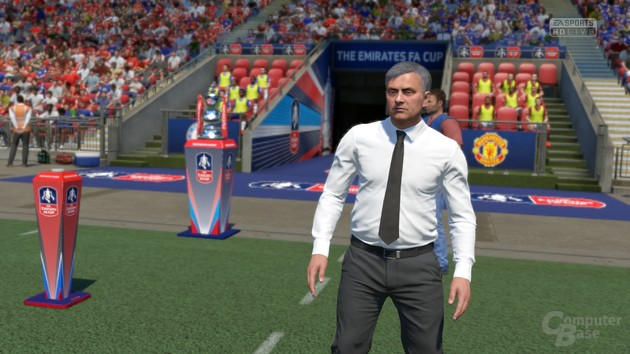 """The Special One"" – Jetzt auch bei Fifa"