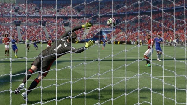 Fifa 17 im Test: Immer mit der Ruhe