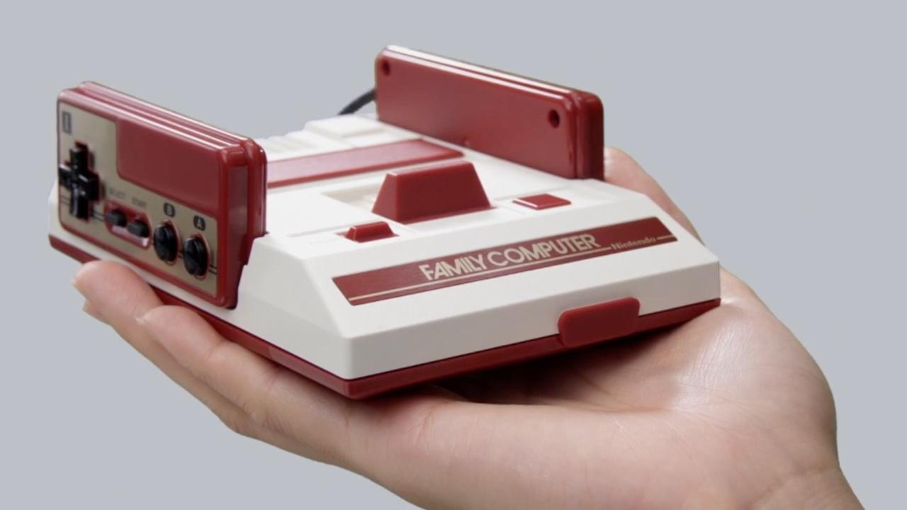 Nintendo Famicom Mini: Auch der NES für Japan wird neu aufgelegt